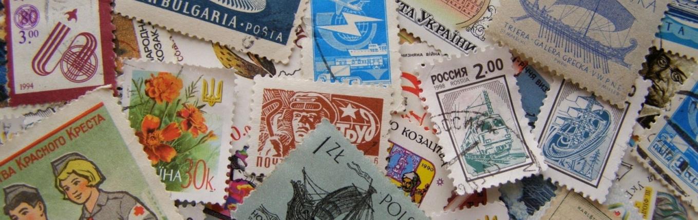 Briefmarken aller Art von Briefmarken Hajunga