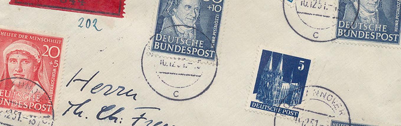 Briefmarken Hajunga - Slider 2