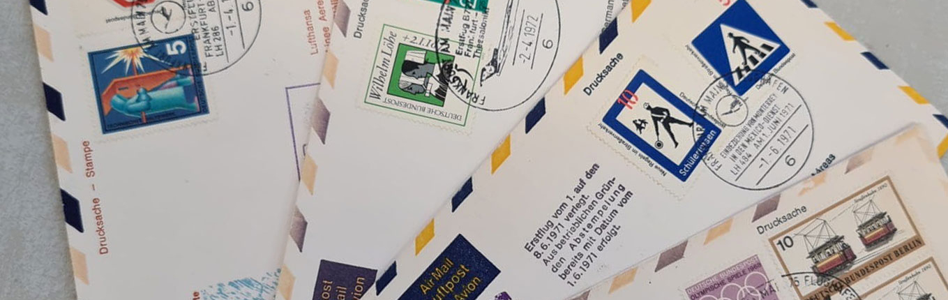 Briefmarken Hajunga - Slider 4