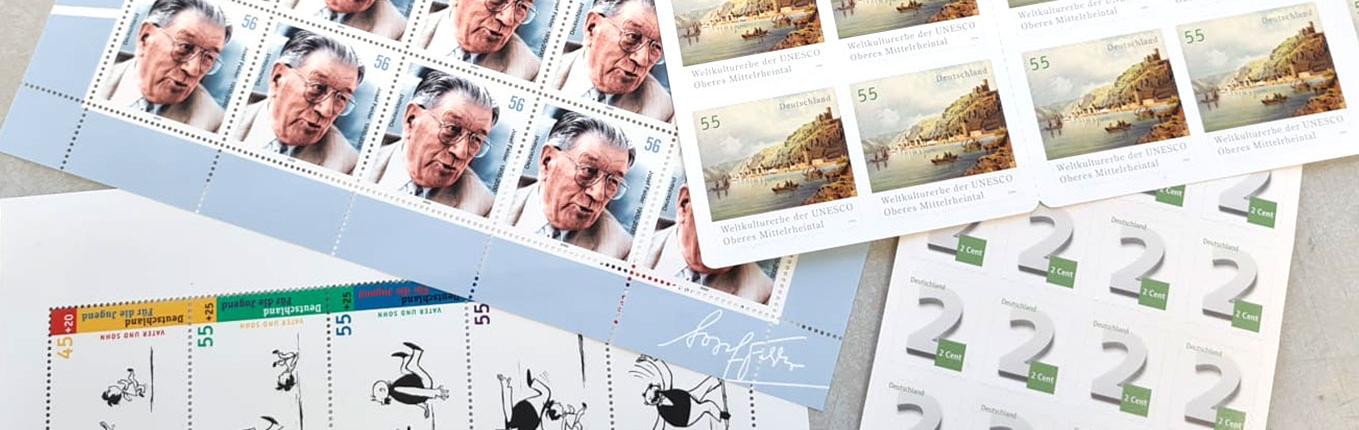 Briefmarken Hajunga - Slider 5