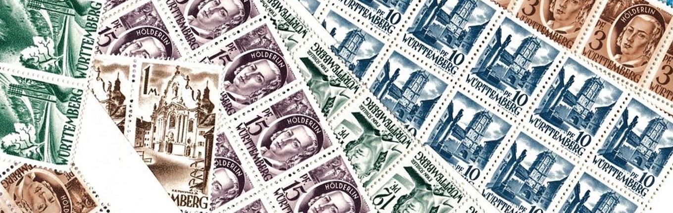 Briefmarken Hajunga - Slider 6